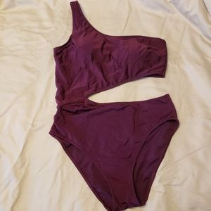 Abercrombie & Fitch One Piece Bathing Suit NWOT